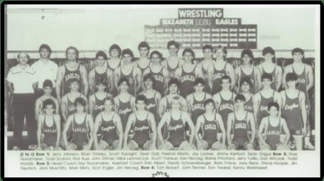 Nazareth Wrestling