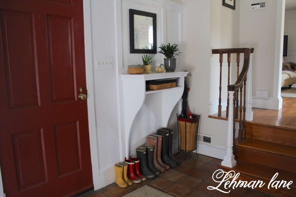Foyer Entryway Table