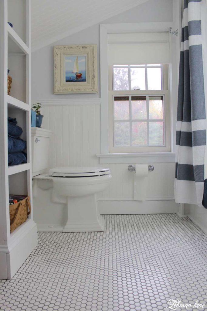 Farmhouse Boys Bathroom Reveal ORC Week 6 Lehman Lane