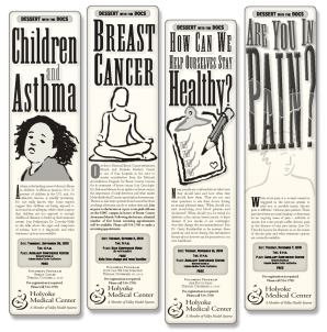 HMC newspaper ads