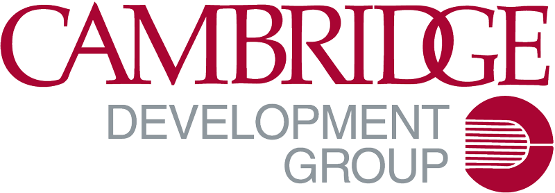 Logo Cambridge Development Group, Denver developer