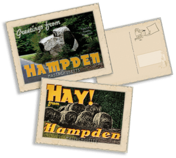 Hampden-postcards