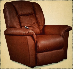 Barb's Lazy-Boy chair was similar to this one. It had power recline, leg support and power lumbar and was a rocker.