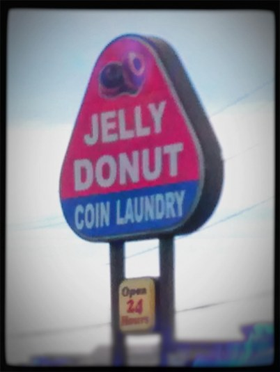 Apparently if you need to have your donuts laundered, this is the place.