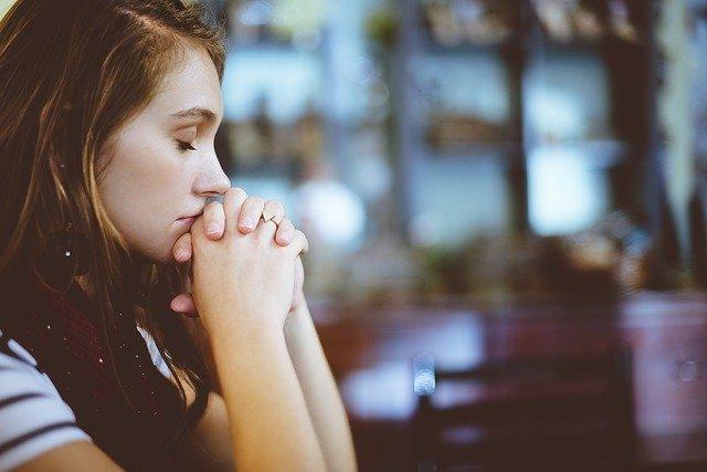 Молитва в болезни