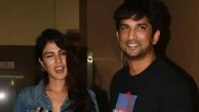 Sushant Singh Rajput and Rhea Chakraborty to do a film together