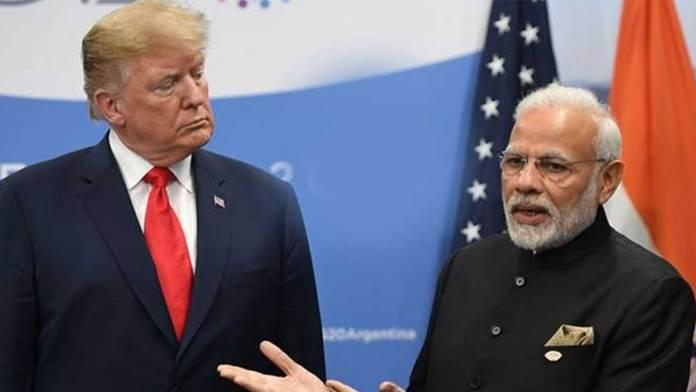 PM Modi not in a good mood: Donald Trump