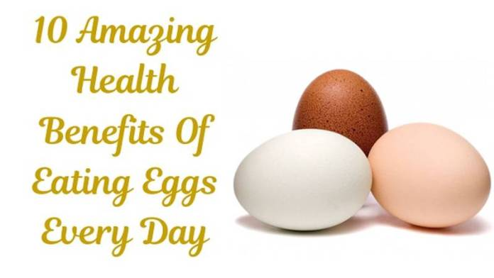 Health Benefits of Eating Eggs for Breakfast