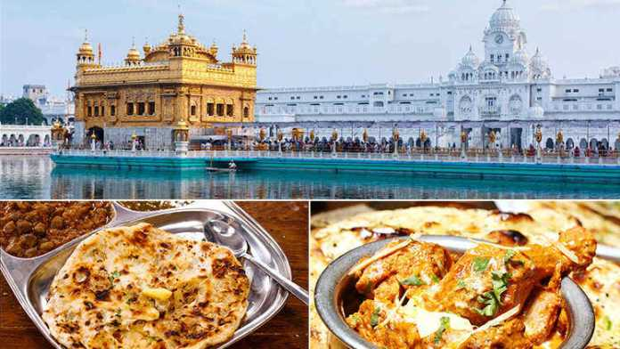 Best food items in Amritsar