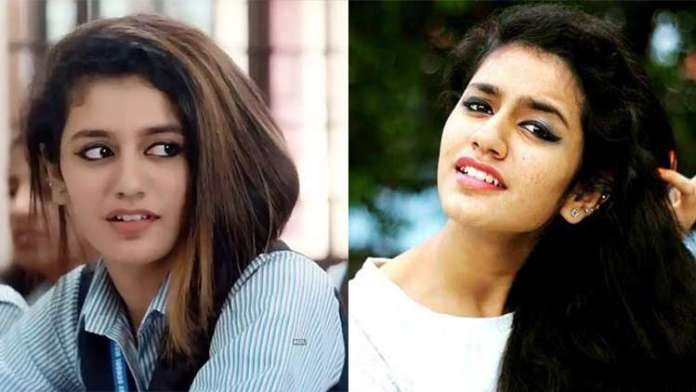 All you need to know about the Malayalam actor Priya Prakash Varrier