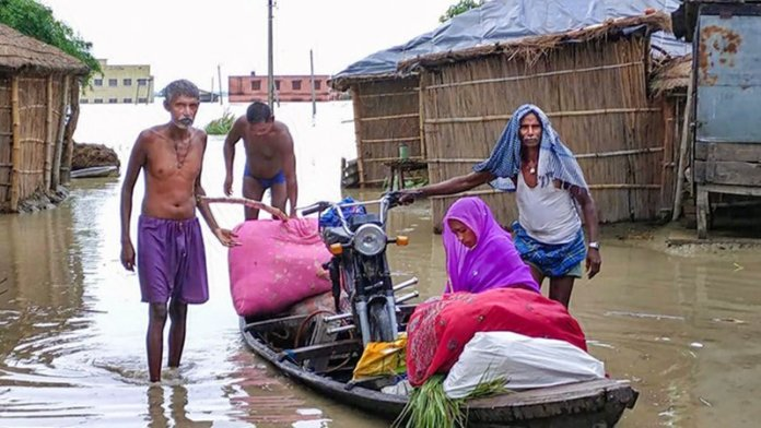 Bihar Flood Nearly 15 lakh affected in 11 flood-hit districts of Bihar