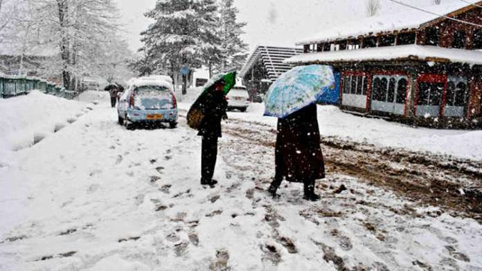 Did You Know This Odisha Hill Station Gets Snowfall Every Winter?