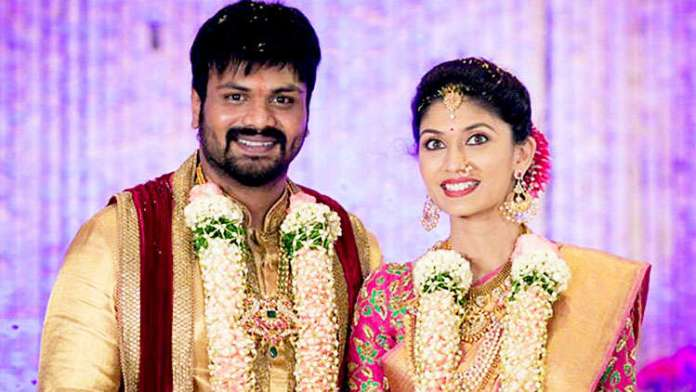 Manchu Manoj and wife Pranathi separate after 4 years