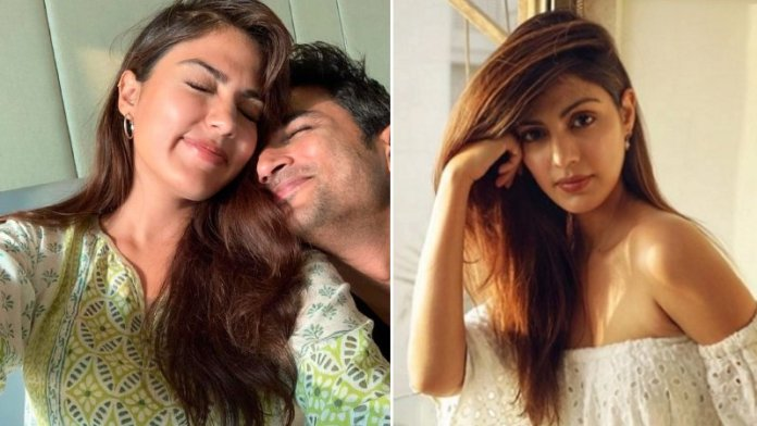 Rhea Chakraborty Breaks Her Silence On The Accused Allegations By Sushant Singh Rajput's Father