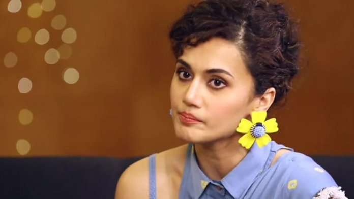 Taapsee Pannu Has To Say THIS About The On-Going Nepotism Debate