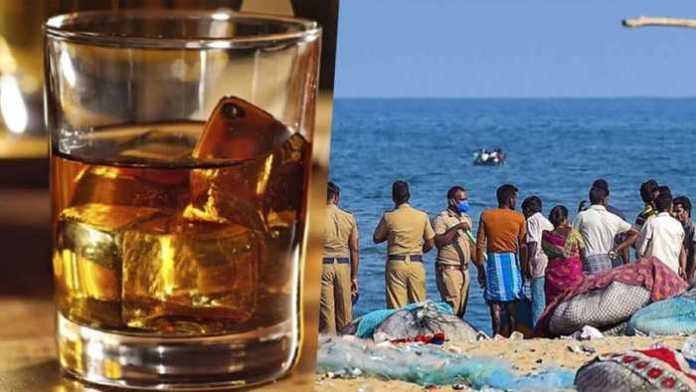 2 Tamil Nadu fishermen consume aftershave lotion as substitute for alcohol, die