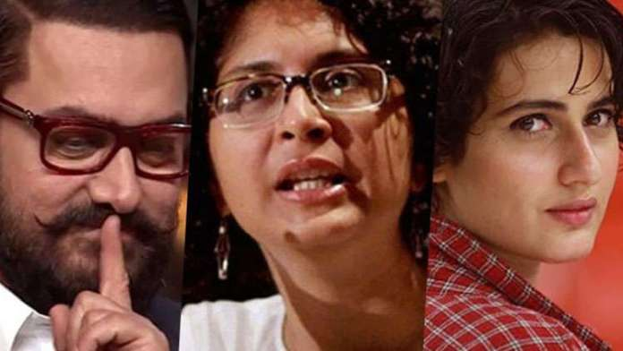 Kiran Rao is insecure about Aamir Khan & Fatima's 'Thaggi', Check out what she has to say!