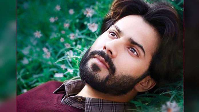October first look: Varun Dhawan is lost in thoughts as he lays in the meadows