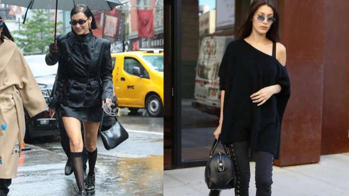 Evolution of Bella Hadid's Street Style Over the Years