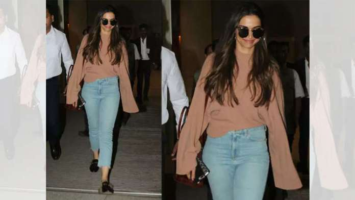 Deepika Padukone's Latest Airport Look Sets Winter Style Goals