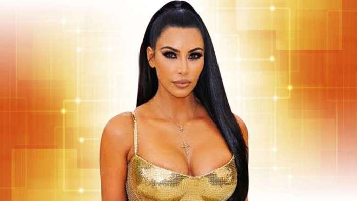 Fans Accuse Kim Kardashian Of Photoshop In Recent Mirror Selfie
