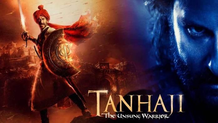 Tanhaji The Unsung Warrior Review