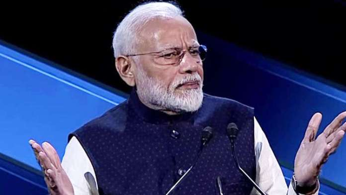 PM Modi on poverty: I have reached here by selling tea on the railway platform