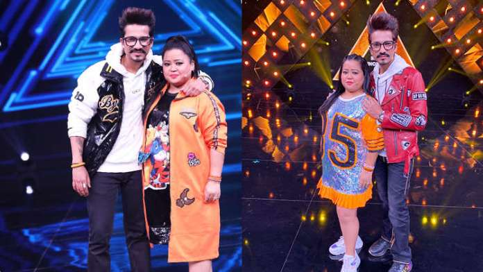 Bharti Singh Dons A Completely New Look For India's Best Dancer