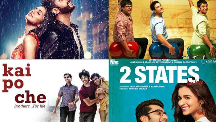 Bollywood Movies Inspired from Chetan Bhagat Books