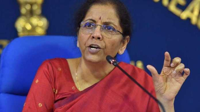 FM Nirmala Sitharaman to address media at 4pm today on economic package