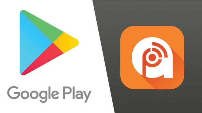 Google apologises for removing Podcast Addict app from store