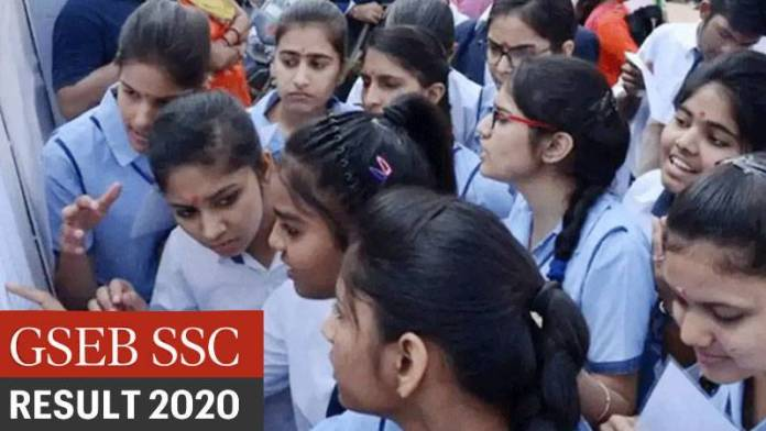 Gujarat Board Class 10 results announced, pass percentage stands at 60.64, check the result here