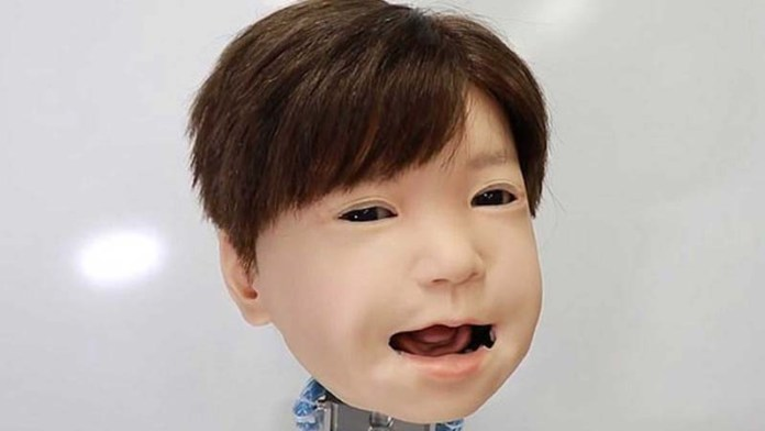 Japan scientists claim child-like robot made by them can 'feel pain'