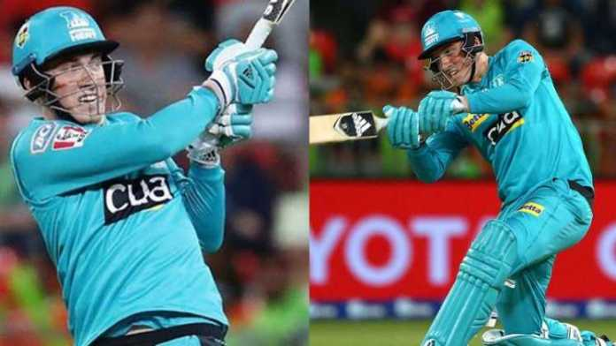 KKR's new recruit Tom Banton smashes 5 sixes in a row in BBL match