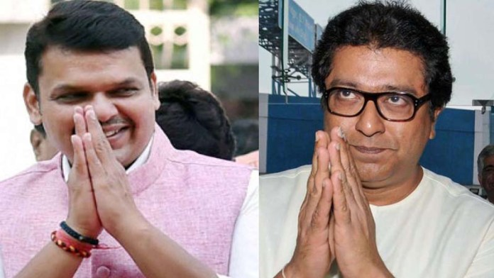No plans to join hands with Raj Thackeray: Devendra Fadnavis