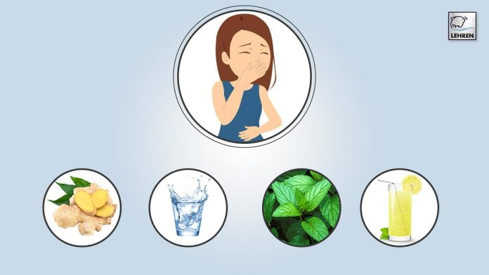 5 Effective Home Remedies For Treating Nausea