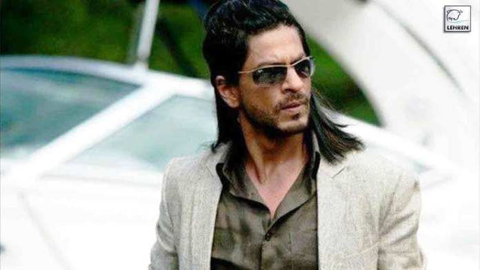 SRK Hair Film Pathan