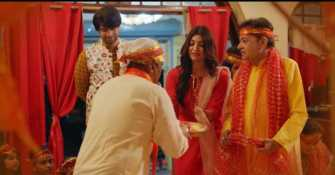 Akanksha Puri Features In A Devotional Track - Main Balak Tu Mata