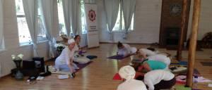 Unterricht Yogalehrerausbildung Sankt Petersburg