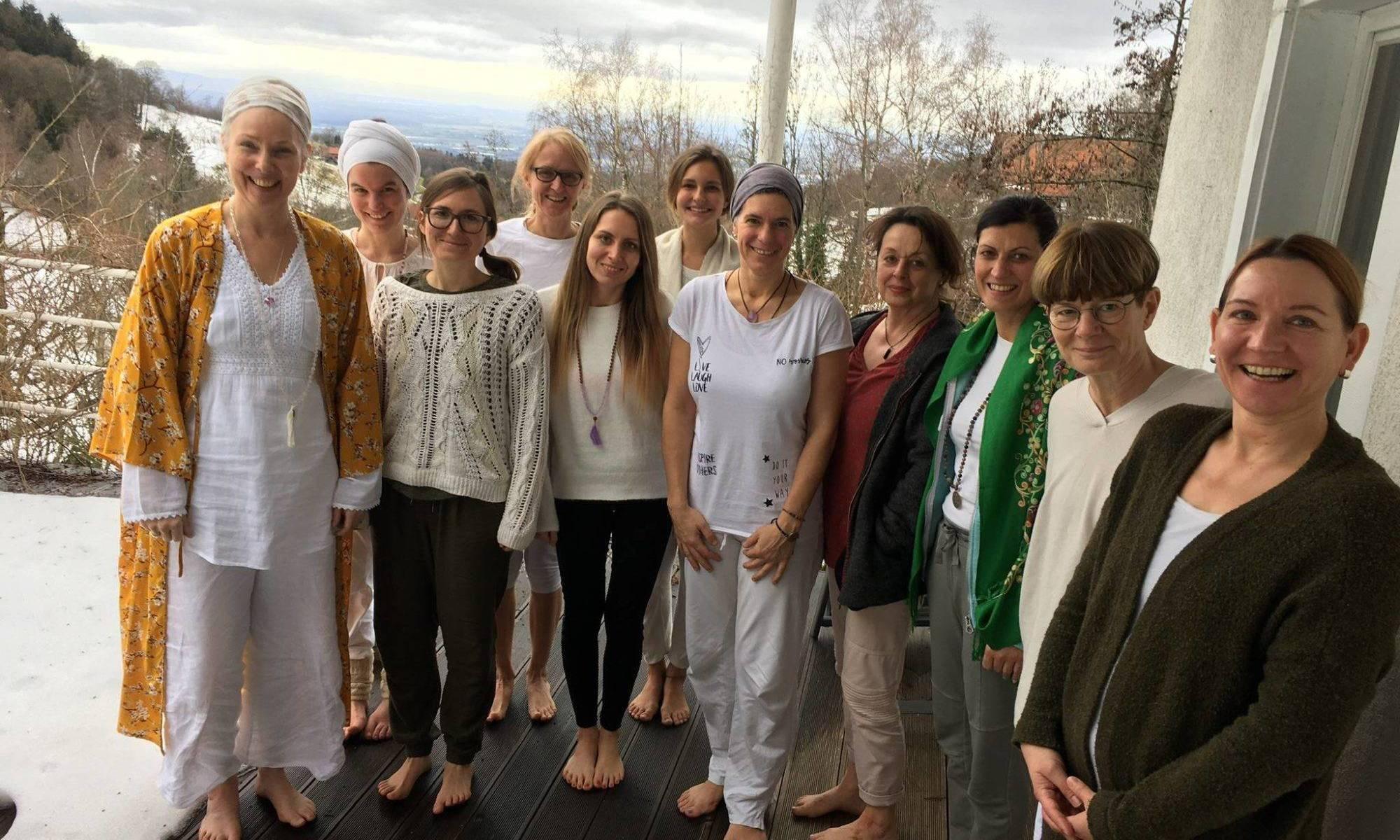 Yogalehrerausbildung im Schwarzwald