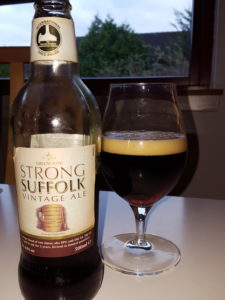 Strong Suffork Vintage Ale