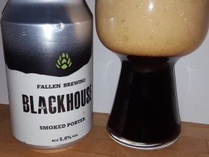 Fallen Brewery - Blackhouse