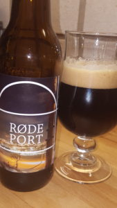 Røde Port - Black Smoked Ghost