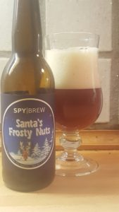 Spy Brew - Santa's Frosty Nuts