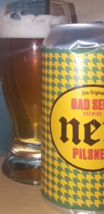 Bad Seed Brewing - Neu Pilsner