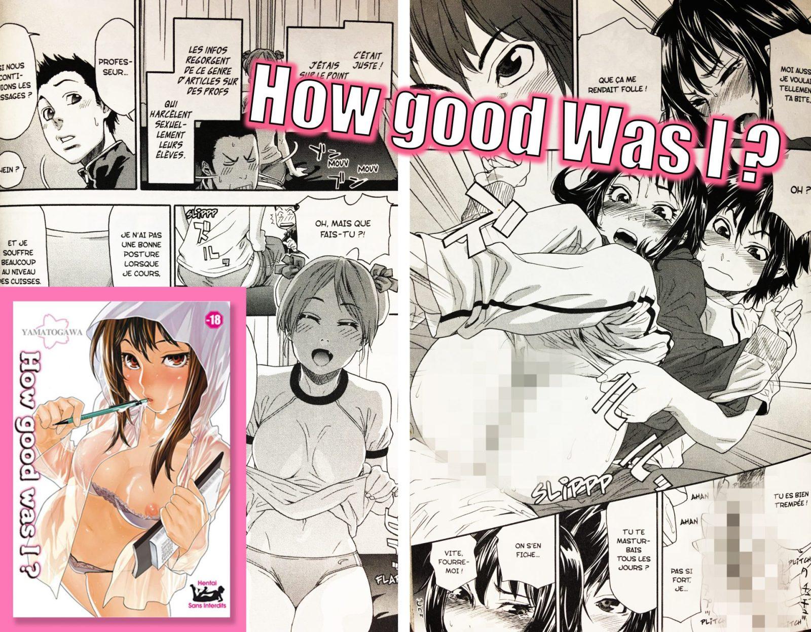 "Hentai ""How good was i ?"" de YAMATOGAWA"