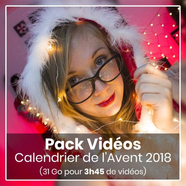 Pack Calendrier de l'Avent 2018
