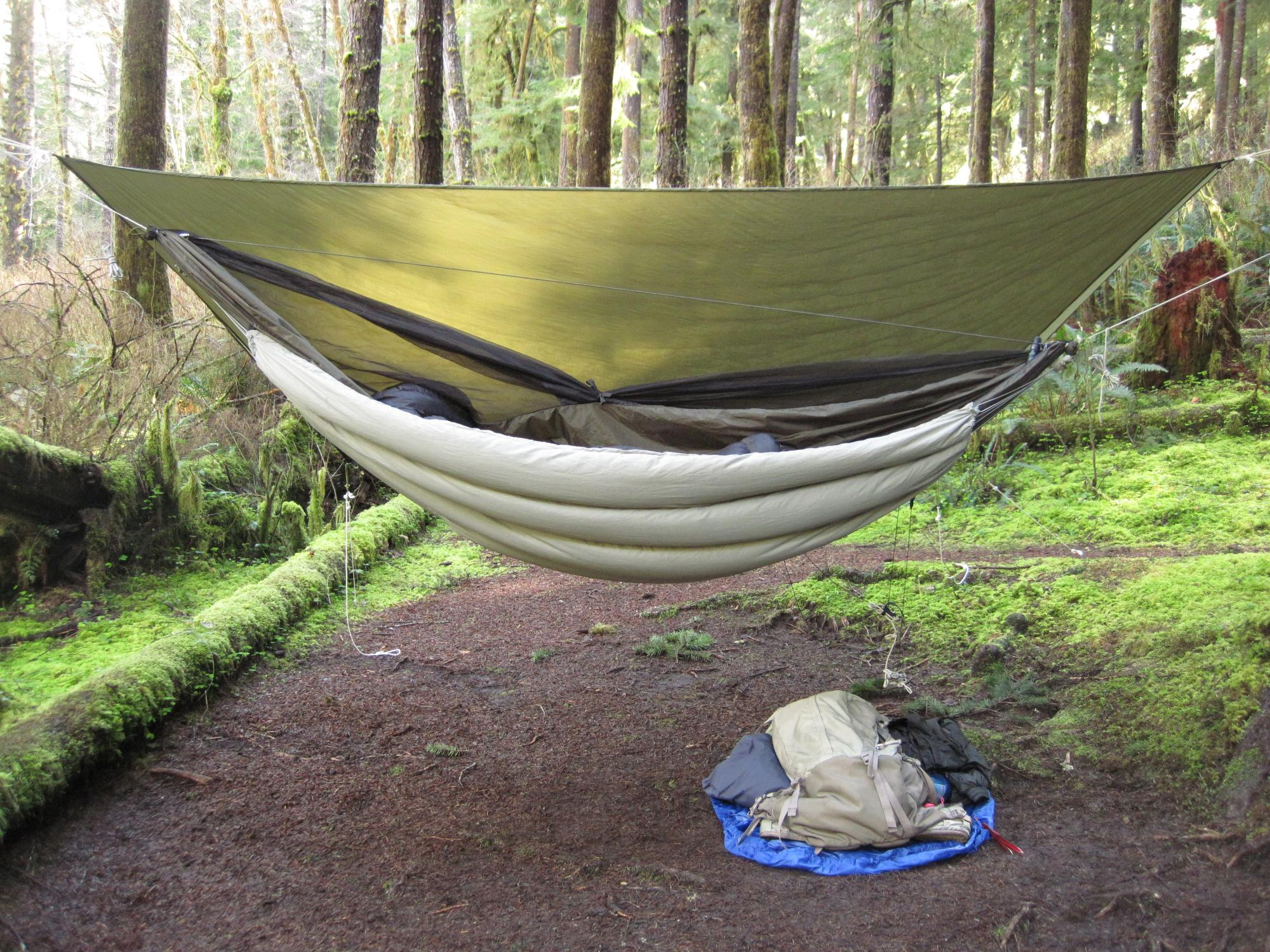 How To Make A Clew Underquilt