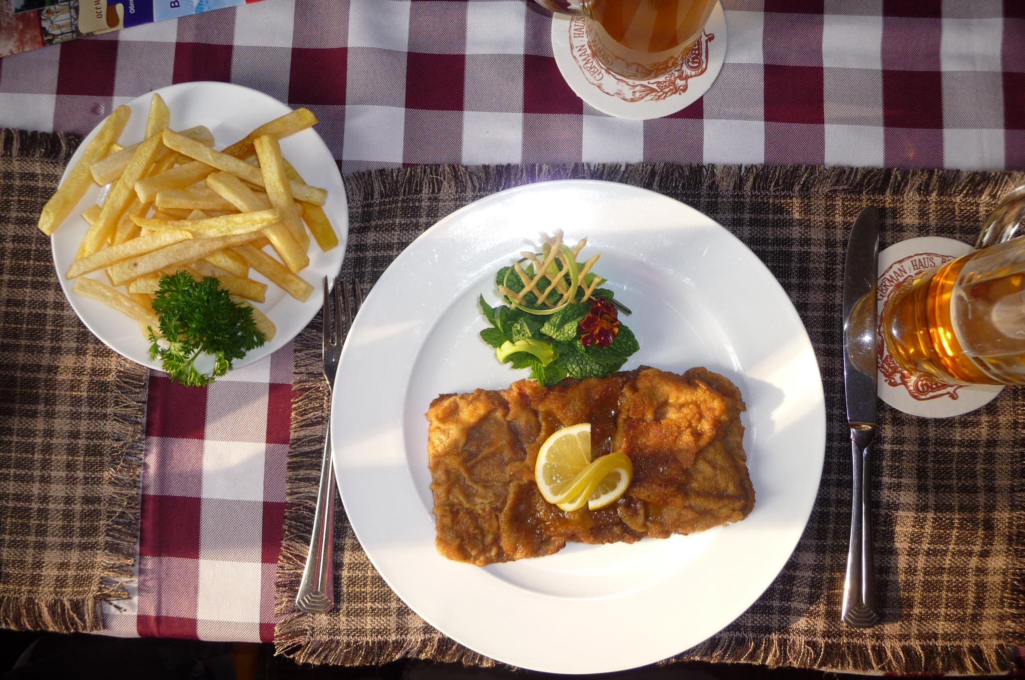Gasthaus Schnitzel