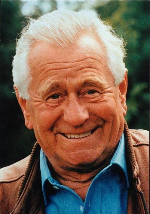 1. Heinz Sielmann, wie er uns allen im Gedächtnis ist.